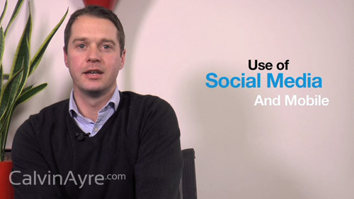 Social Media Tip of the Week: Social media and mobile