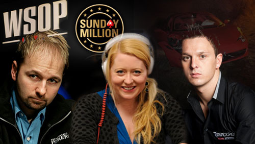 Trickett Slams Ferrari; Dozier Slams PokerStars and Negreanu Slams Cheats
