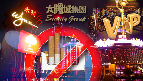 VIP sector is irreplaceable says Suncity chairman; full-smoking ban likely in 2016