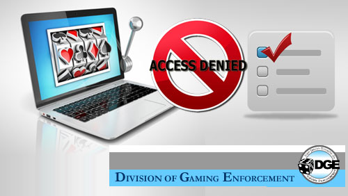Warning: New Jersey DGE Expand Online Gambling Self-Exclusion Options - But Read That Fine Print First!