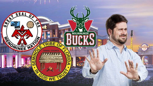 Wisconsin tribe offers $220 million for Bucks arena in exchange for casino license; state says 'no thanks' for now