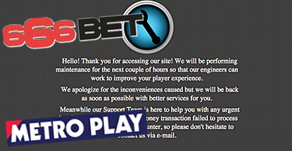 666bet-metroplay-license-suspended