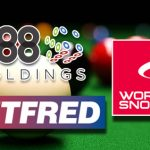 888 and Betfred Sponsors World Snooker Tournament