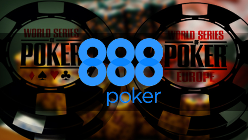 888Poker Leading Sponsor for the 2015 WSOP and WSOPE