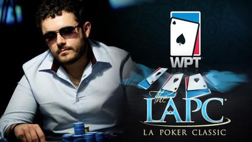 Anthony Zinno Back-to-Back at WPT LA Poker Classic