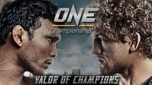 Ben Askren to Face Luis Santos in ONE: Valor of Champions Main Event