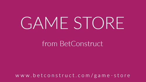 BetConstruct announces Game Store service allowing independent developers to publish their games on the BetConstruct platform
