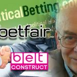 Betfair sign up PoliticalBetting.com Founder Mike Smithson; BetConstruct partners with Gaming1
