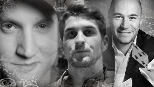 Calling the Clock: Alex Dreyfus the Visionary, Jason Somerville the Future and Matas Cimbolas the Heater