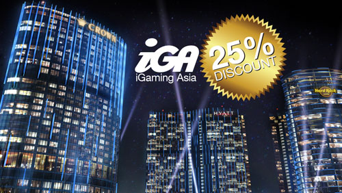 CalvinAyre.com Readers receive a 25% discount for iGaming Asia Congress 2015