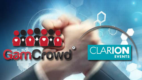 Clarion signs event partnership with Gamcrowd