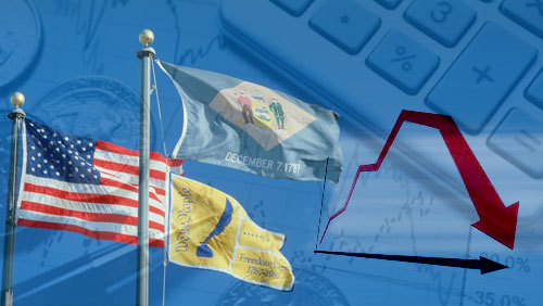 Delaware Online Poker Revenue for January Down 70% Year on Year