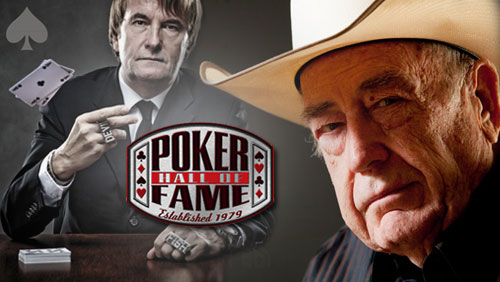 Doyle Brunson Believes Devilfish Should be in the Poker Hall of Fame