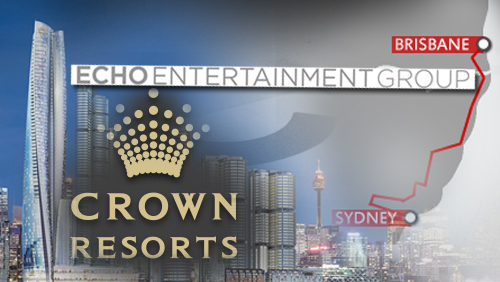 Echo plans to relocate HQ in Brisbane; Crown Sydney resolves planning dispute