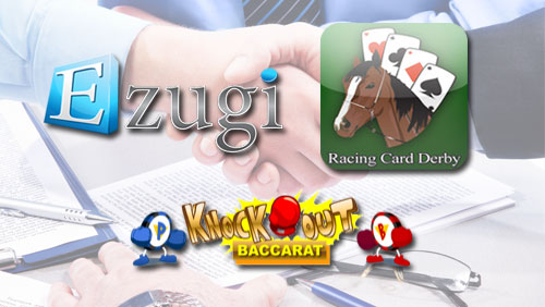 Ezugi Signs Deal With Racing Card Derby® To Distribute Knockout Baccarat