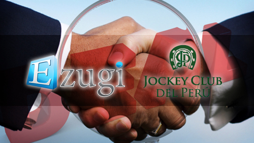 Ezugi Signs Exclusive Deal with Jockey Club del Perú