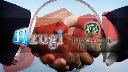 Ezugi Signs Exclusive Deal with Jockey Club del Perú