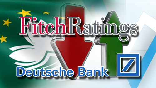 Fitch Ratings still confident in Macau; Deutsche Bank is not