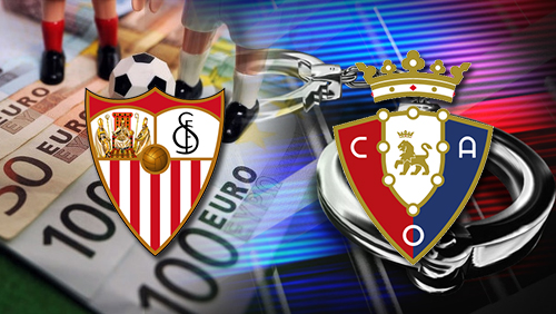 Former Osasuna execs arrested for match-fixing; Sevilla, Espanyol dragged into scandal