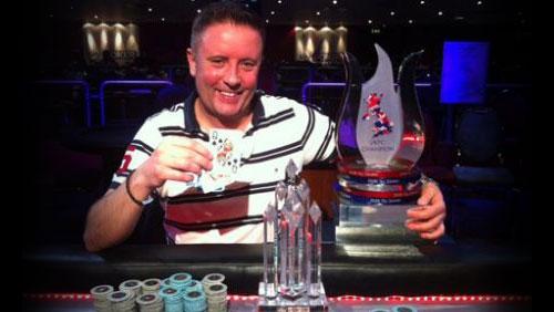 Fraser Bellamy Wins £200k at the Sky UK Poker Championships