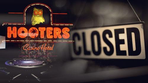 Hooters Poker Room Closes in Las Vegas