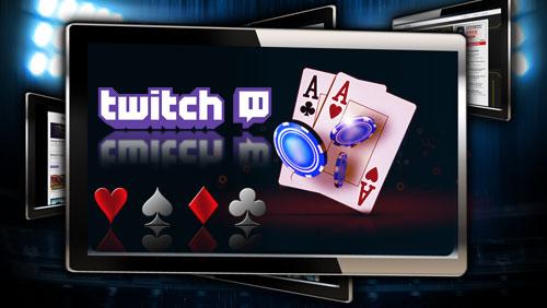 Сервис Twitch и покер