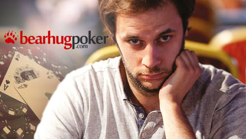 Jamie Burland: Giving Poker a Big Bear Hug