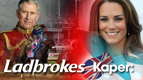 Ladbrokes hires Kaper marketing agency for royal baby betting project