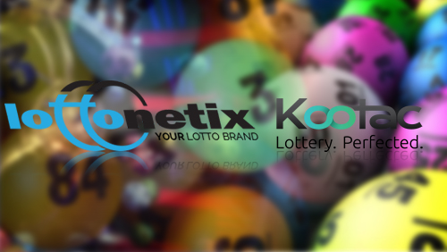Lottonetix in association with Kootac Releases Live Lottery Games
