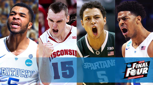 March Madness 2015: Final Four set
