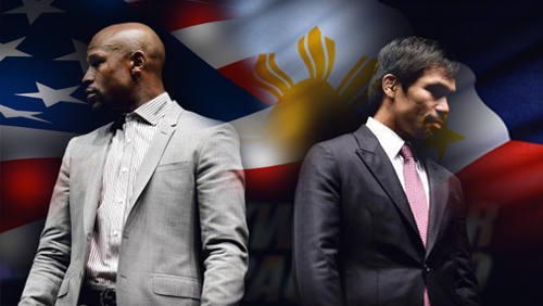 Mayweather – Pacquiao Press Conference Generates Self-sustaining Buzz