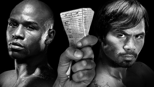 Mayweather - Pacquiao Prop Bets
