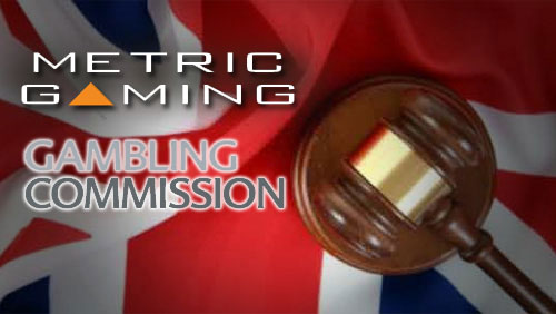 Metric Gaming Granted Remote Operating License by UK Gambling Commission