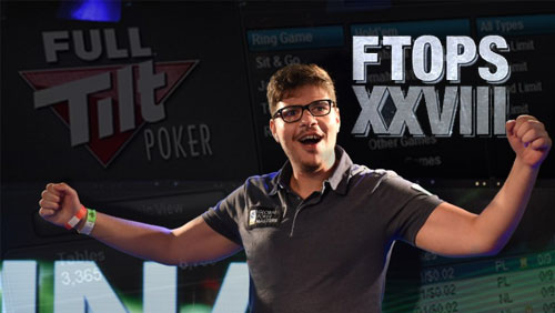 Mustapha 'potta_x_potta' Kanit Wins the FTOPS XXVIII Main Event