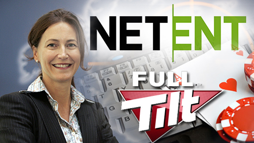 Net Ent appoints Jenny Rosberg to Board of Directors; online casino games go live on Full Tilt