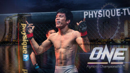 ONE: Warrior's Quest Set to Take Place in Singapore on May 22