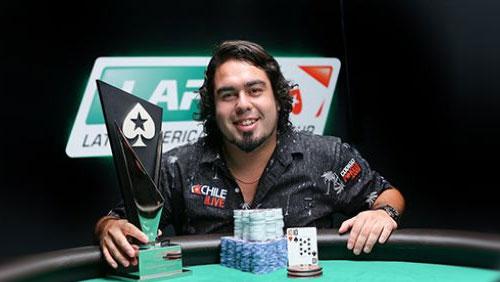 Oscar Alache Orrego Wins the LAPT Main Event in Chile