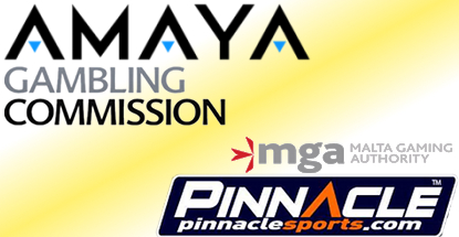 pinnacle-malta-license-amaya-uk-gambling-commission