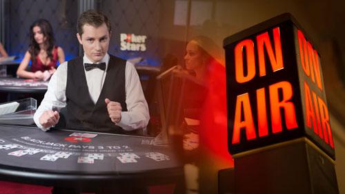 PokerStars Live Dealer Product Arrives on .Com, .EU and .UK Sites