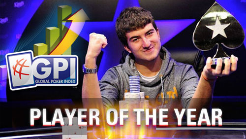 Pole Position For Dzmitry Urbanovich in 2015 GPI POY Race