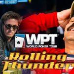 Ravee Mathi Sundar Prevents Taylor Paur From Back-to-Back Titles at WPT Rolling Thunder