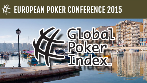 The Global Poker Index hosts European Poker Conference 2015
