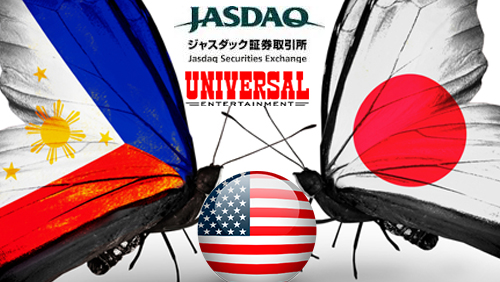 Universal tells JASDAQ that Philippine and Japan cases have closed, US case expected to follow
