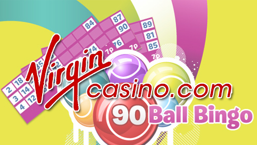 Virgin Casino Launches Nation's First Licensed 90 Ball Bingo Game for players in New Jersey