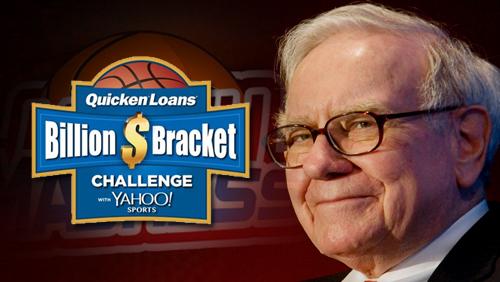 Warren Buffet Drops 1b Bracket Challenge
