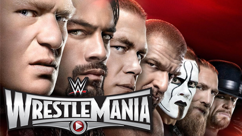 Wrestlemania 31 Betting Odds