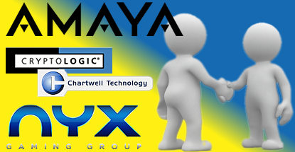 amaya-nyx-cryptologic-chartwell-software-deal