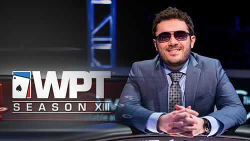 Anthony Zinno Wins the WPT Season XIII Player of the Year Race