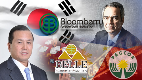 Belle wants more casinos in the Philippines; Bloomberry details plan for casino in Korea