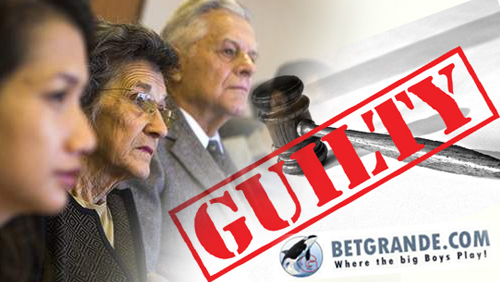 BetGrande.com players plead guilty in illegal sports betting case